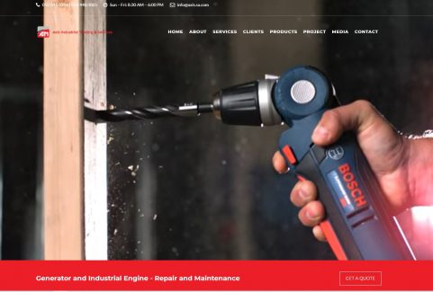 Axis Industrial & Tools Supplier