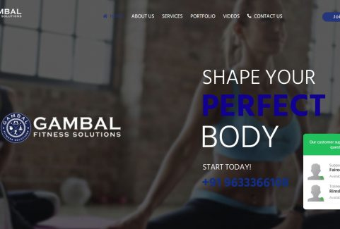 Gambal Fitness Solutions